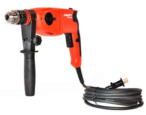 Hilti 00273756 UD 30 Keyed Universal 1/2-Inch Metal Drill, 650 Watts