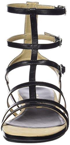 Unisa Angy - Sandalias de Gladiador Mujer Negro - negro