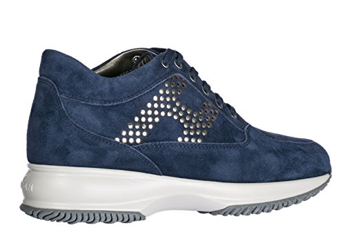 Blue Blue HXW00N0J940CR0U803 Hogan Women's Trainers xq1T1BA
