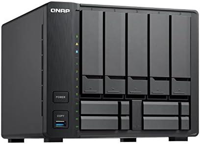 QNAP TS-932X Ethernet Torre Negro NAS - Unidad Raid (Unidad de ...