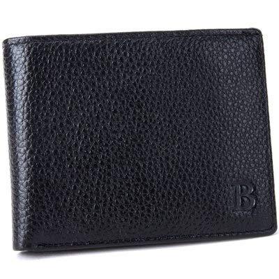 Amazon.com: Dollar PriceMen Wallets Genuine Leather Wallet ...