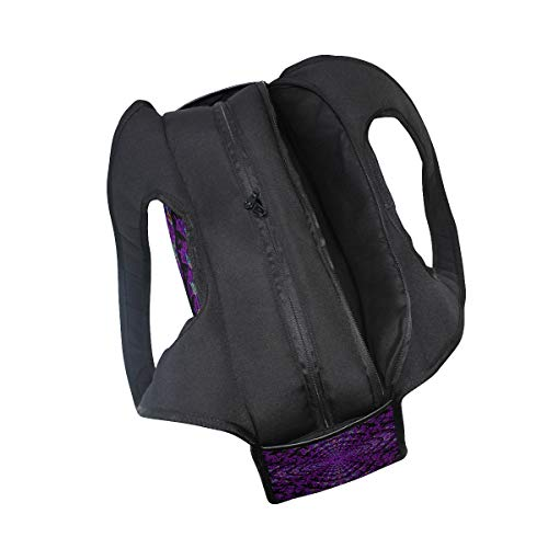 781f9025a236 Amazon.com : HUVATT Sports Bag Moved Permanently Purple Mandala Mens ...