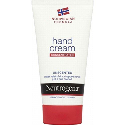 Neutrogena Hand Cream Lotion Unscented