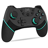 [2020 Upgraded Version] Wireless Switch Controller for Nintendo Switch/Switch Lite, RegeMoudal Switch Controller Gamepad Remote Gamepad Joystick