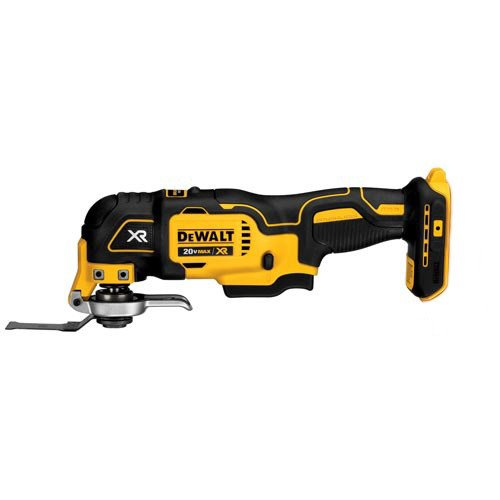 DEWALT Factory Reconditioned DCS355BR 20V MAX XR Cordless Lithium-Ion Brushless Oscillating Multi-Tool, Bare Tool (Certified Refurbished) ()