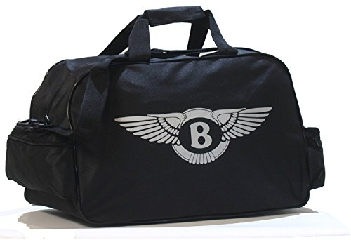 Bentley Logo Duffle Travel Sport Gym Bag backpack