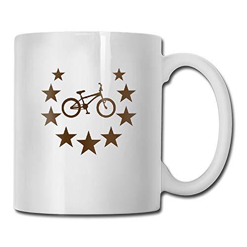 Bmx Star Tea Cup Novelty Gift for Friends