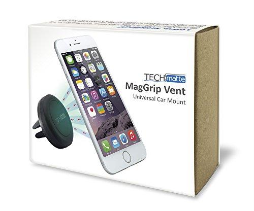 Techmatte Maggrip Air Vent Magnetic Universal Car Mount