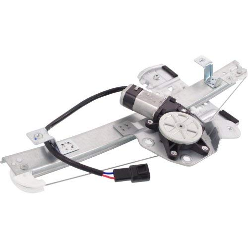 ACDelco 92243581 GM Original Equipment Front Driver Side Power Window Regulator Motor
