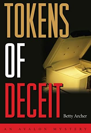book cover of Tokens of Deceit
