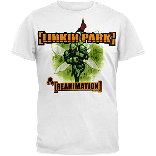 Linkin Park - Soldier Animated T-Shirt - X-Large