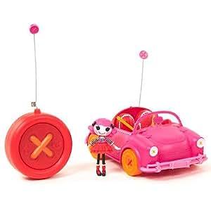 Lalaloopsy 510291 - Mini Lalaloopsy Coche Rc Car W/Exclusive Character, 40 Mhz (color rosa)
