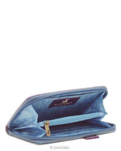 Gorjuss zip wallet–Toadstools