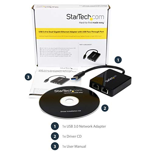 Build My PC, PC Builder, StarTech USB32000SPT