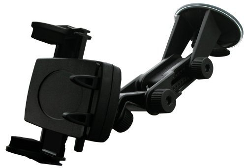 Cobra CB-MNT-GPSPDA Universal Heavy Duty Adjustable Window Mount for Most GPS Units and Smartphones