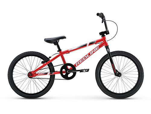 Redline Roam Kid's Neighborhood BMX Bike, Red