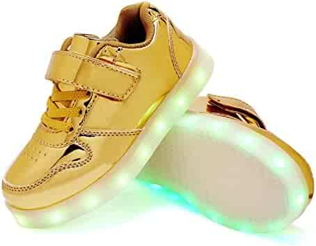 d3d58d04cb745 Shopping Gold - 9 or 7 - Shoes - Boys - Clothing, Shoes & Jewelry on ...