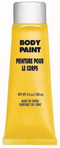 Jaune Body Paint
