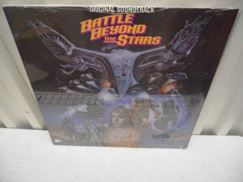 BATTLE BEYOND THE STARS Original Soundtrack vinyl