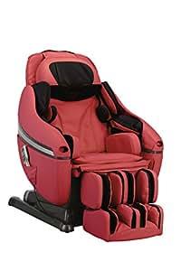 INADA DreamWave Massage Chair, Red