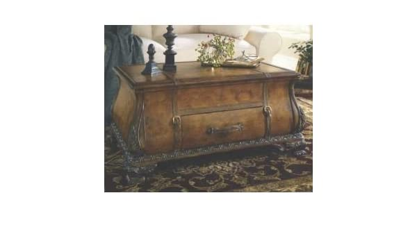 Old World Map Coffee Table.Amazon Com Old World Map Bombay Trunk Coffee Table Furniture