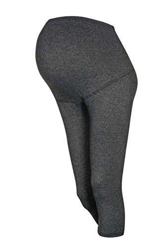 Galaxie - Leggings - para mujer gris oscuro