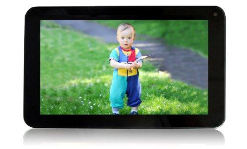 Tivax MiTraveler 7D8C 7-Inch 8 GB Tablet (Black)