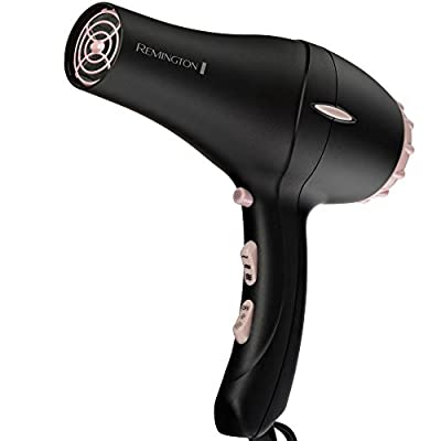 Remington AC2015 T|Studio Salon Collection Pearl Ceramic Hair Dryer, Deep Purple