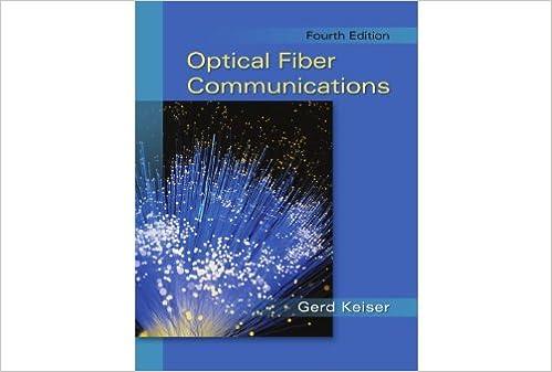 Optical Fiber Communications Gerd Keiser Ebook Amazon Com