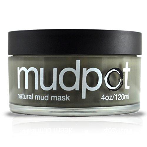 Mudpot by Black Rock Mud Company - Natural Face Mask- Org...