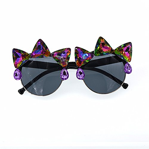 cadre de personnalité ad personnalité soleil dame lunettes soleil Lentilles cristal en lunettes les Vintage miroir de de lunettes soleil baroque de plage chat plates lunettes yeux soleil femmes pour qgfPwgUa