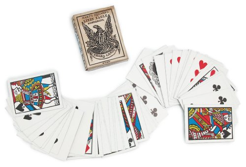 Old West Pharo Playing Card Deck 1864 Poker Card Deck