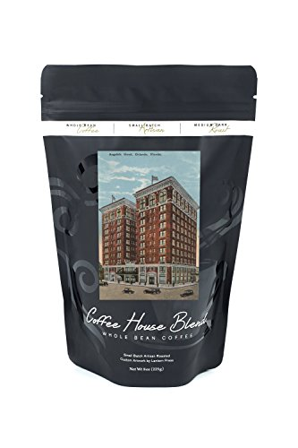 Orlando, Florida - Exterior View of Angebilt Hotel (8oz Whole Bean Small Batch Artisan Coffee - Bold & Strong Medium Dark Roast w/ - Florida Orlando Stores