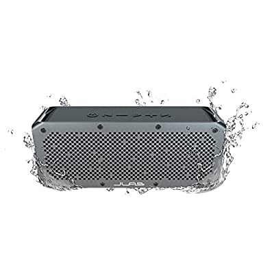 JLab-Audio-Crasher-XL-Splashproof-Portable-Bluetooth-Speaker--30-WATTS-of-Audio-POWER--13-hr-Battery-Life--connect-to-any-Bluetooth-device--phone--tablet--computer-and-more-