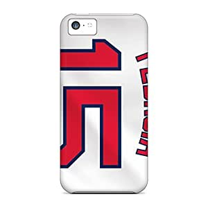 Rewens RYH569RCtp Protective Case For Iphone 5c(boston Red Sox)