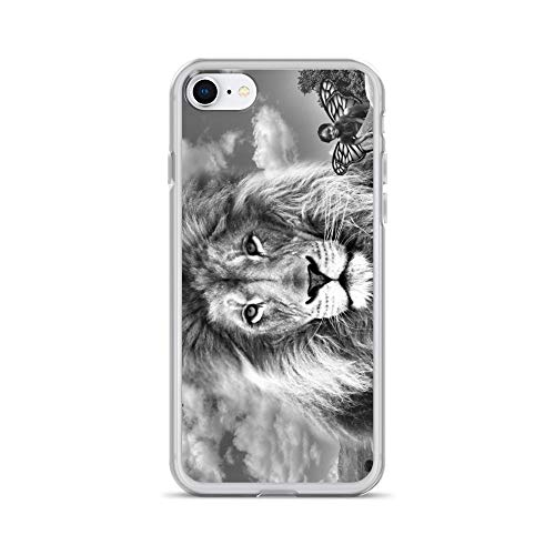 iPhone 7/8 Case Anti-Scratch Phantasy Imagination Transparent Cases Cover My Ferry Fantasy Dream Crystal Clear