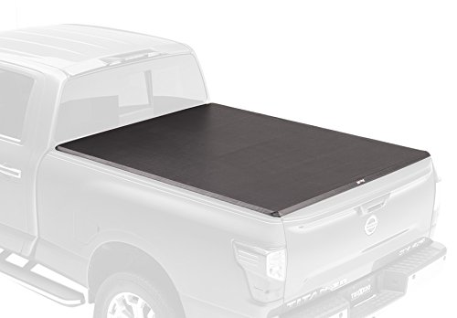 Truxedo 297401 TruXport Truck Bed Cover 16-17 Nissan Titan with Track System 5'6 Bed (Titan Bed Truck)