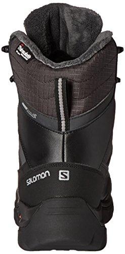 SALOMON SCARPA SPORTIVA CHALTEN TS SCWP 391731 BLACK/ASPHALT/PEWTER