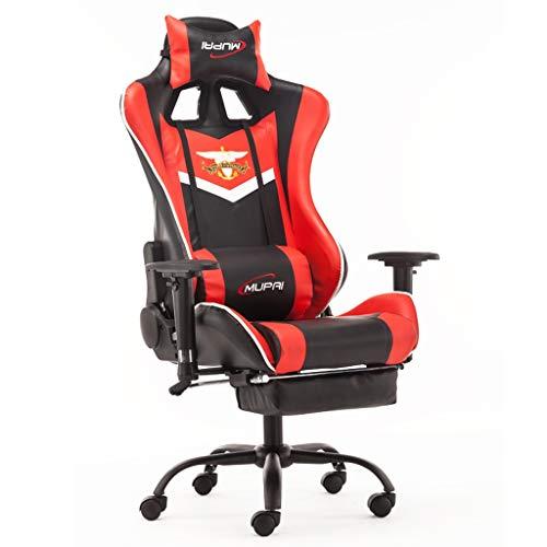 Amazon Com Game Chair Ergonomic Racing Style Pc Computer