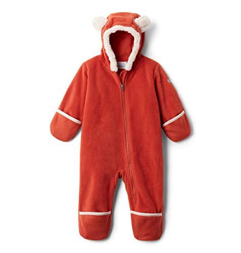 Columbia Baby Boys' Tiny Bear Ii Bunting, Warm Soft Fleece