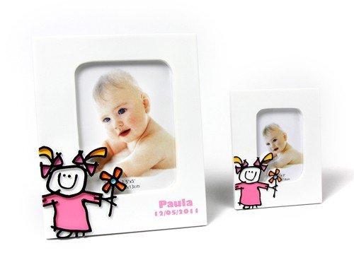 Portafotos Recuerdos Originales bautizos Portafotos Bautizos Toy Poliresina Ni/ña Xl