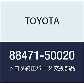 Toyota 88471-50020 A//C Receiver Drier