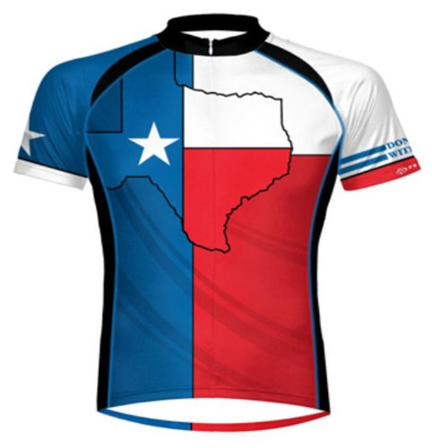 Don't Mess WIth Texas Cycling Jersey (X-Large)