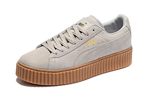 Puma X Rihanna Creeper Womens, (G9L0Z1DOD1MN), 36: Amazon.es: Zapatos y complementos