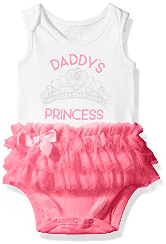 The Children's Place Girls' Sleeveless Romper
