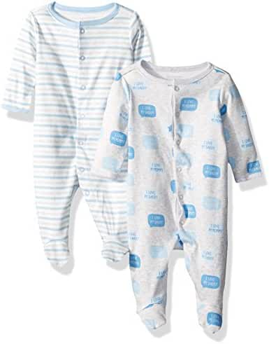 The Children's Place Baby Sleep N' Play (Pack of 2)
