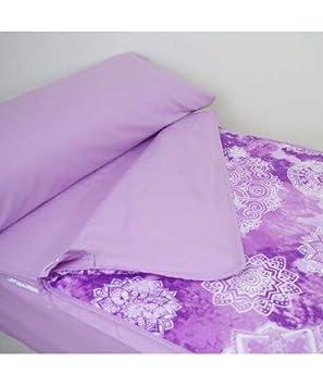 10XDIEZ Saco NORDICO Ajustable Goa Purpura - Medidas Sacos Nórdicos Infantiles - Cama 90cm: Amazon.es: Hogar