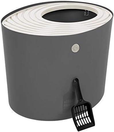 IRIS Entry Litter Dark White product image