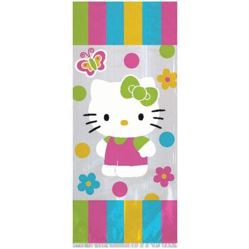 Hello Kitty 8 Party Gift Bags ()