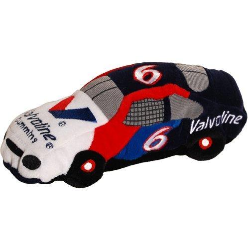 Mark Martin Valvoline #6 - NASCAR Beanies Racers by NASCAR (Nascar Driver Bean Bag)